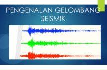 gelombang seismik