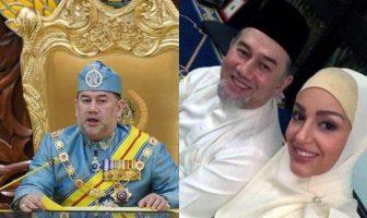raja malaysia sultan muhammad-v