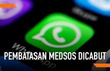 menkominfo resmi cabut pembatasan media sosial