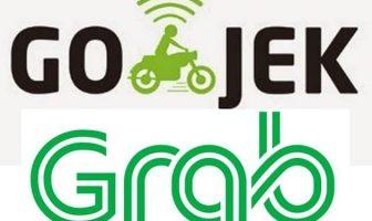 Go-Jek dan Grab