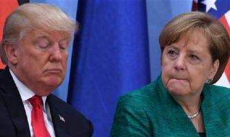 Markel dan Trump
