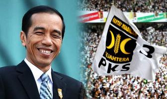 PKS dan Jokowi