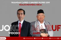 Jokowi dan KH. Maruf Amin
