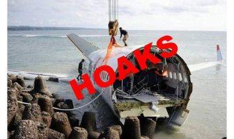 hoax lion air