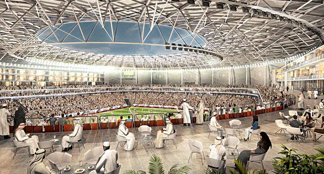 stadion piala dunia 2022