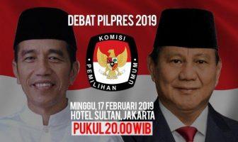 debat-kedua-pilpres-2019
