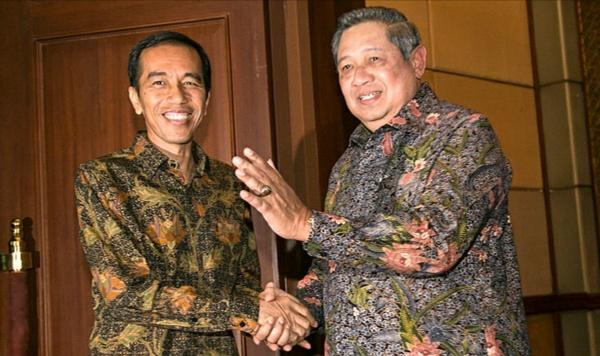 SBY - Jokowi