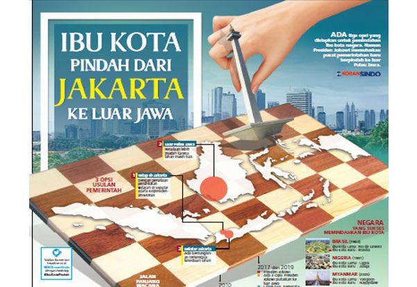 Nama-nama Anggota Pansus Pemindahan Ibu Kota