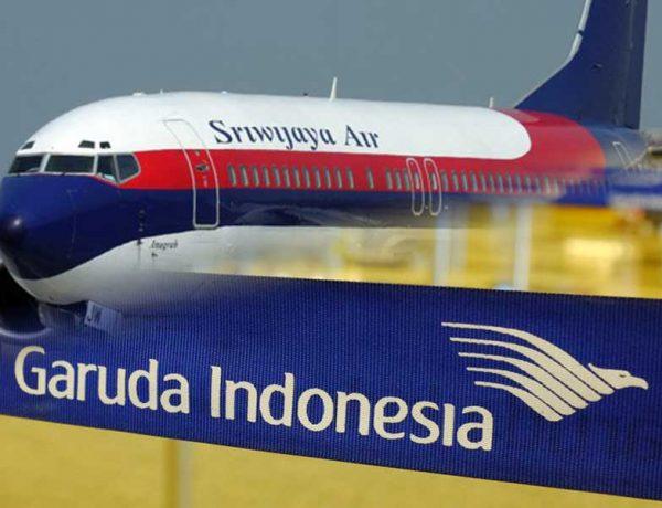 Kemenhub Larang Terbang 3 Pesawat Garuda dan Sriwijaya