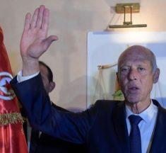 Kais Saied Terpilih Sebagai Presiden Tunisia