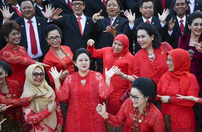 Pimpinan DPR 2019-2024 Resmi Dilantik