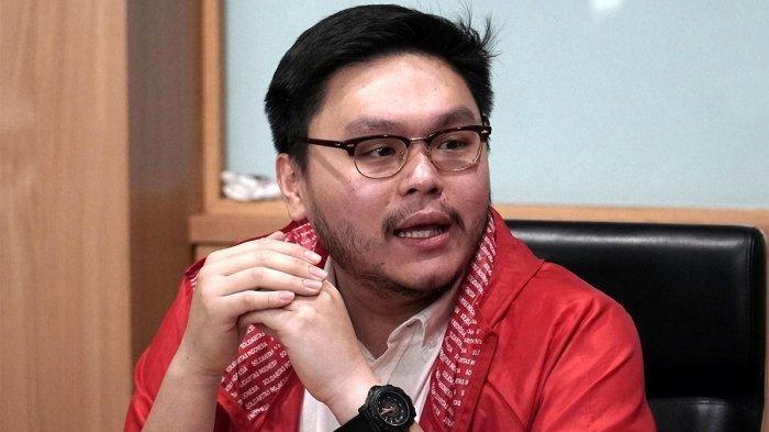 anggota DPRD DKI Jakarta fraksi PSI William Aditya Sarana
