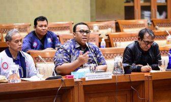 MPBI Kecewa DPR tetap Bahas Omnibus Law