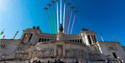 """Italia Mulai Cabut Lockdown, PM: """"Kita Berhak Tersenyum"""""""