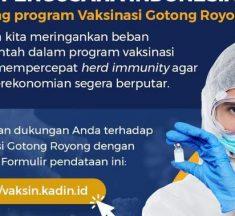 Ini Beda Vaksinasi Gotong Royong dengan Vaksinasi Program Pemerintah
