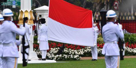 Peringatan HUT ke-76 RI, Pemerintah Imbau Pasang Bendera Merah Putih 1-31 Agustus